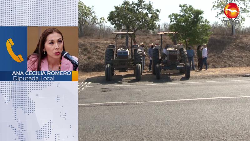 Legisladora lamenta que campesinos salgan a protestar ante pandemia