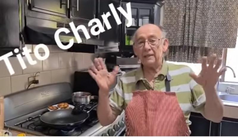 Abuelito de 79 no se detiene tras perder su trabajo y ahora es un youtuber con 25 mil seguidores