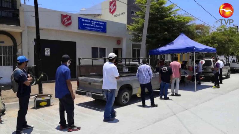 Agradecen apoyo de EDS Mazatlán