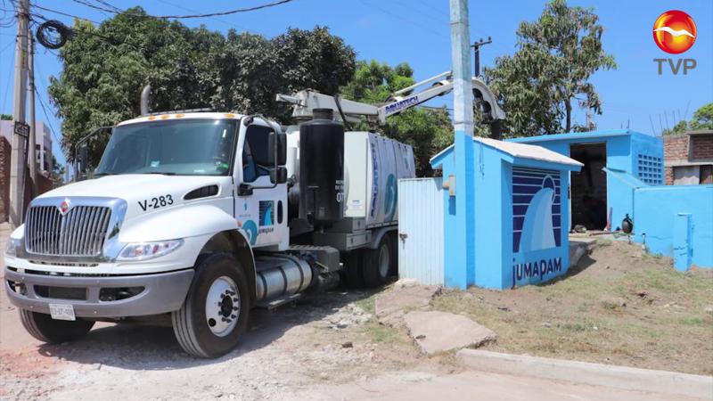 Brindan mantenimiento a sistema rebombeo en Isla de la Piedra