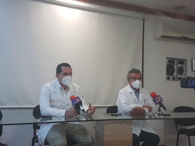 Exitoso reimplante de brazo realizan especialistas en Mazatlán