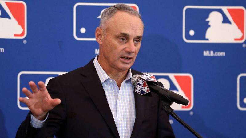 Rob Manfred esta seguro de haya acuerdo para arrancar temporada de MLB
