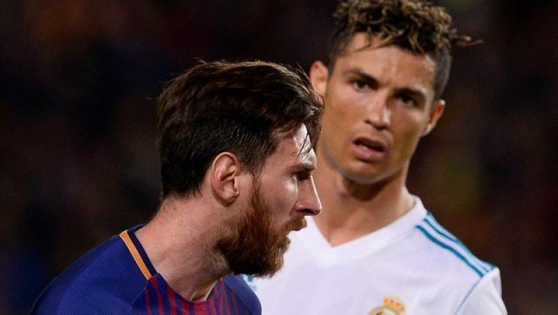 ¿Messi mejor que Cristiano Ronaldo?