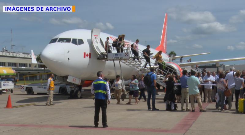 Baja drásticamente el número de viajeros en México