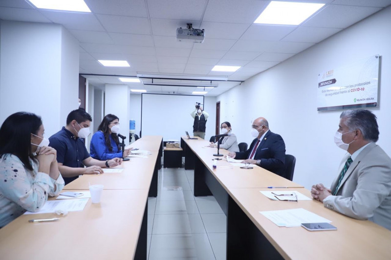 Exhortan comisiones a alcaldes y alcaldesas proteger a policías y tránsitos del Covid-19
