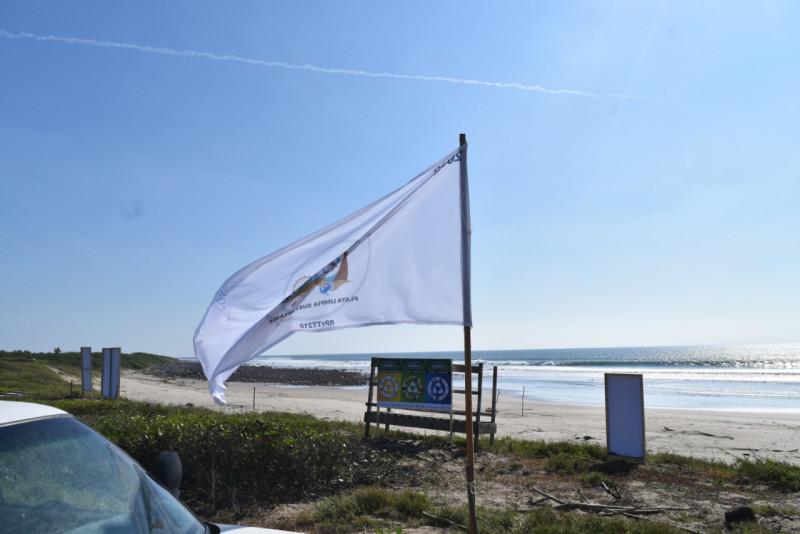 Logra Sinaloa certificación de Playa Limpia para nueve tramos costeros