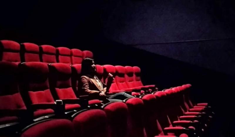 """Los cines de la """"nueva normalidad"""" no tendrán palomitas y abrirán al 50%"""