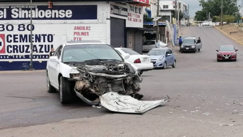 En Mayo disminuyeron accidentes de tránsito