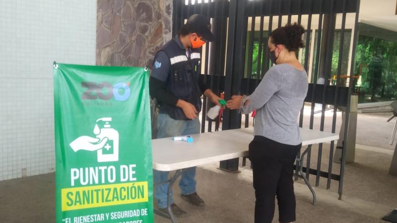Reabre sus puertas al público el zoológico de Culiacán