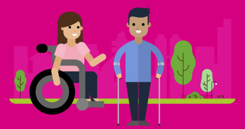 Garantiza INE derecho al voto de las personas con discapacidad.