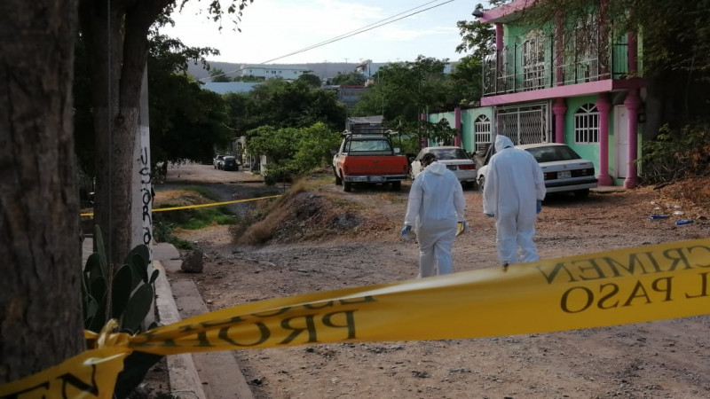 Asesinan a motociclista en la colonia Esperanza