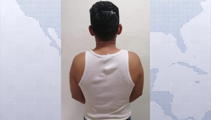 Detienen a una pareja luego del robo de un vehículo en Villa Unión