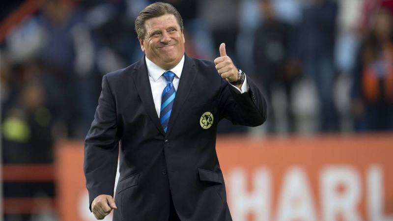 Miguel Herrera renueva su contrato hasta 2024