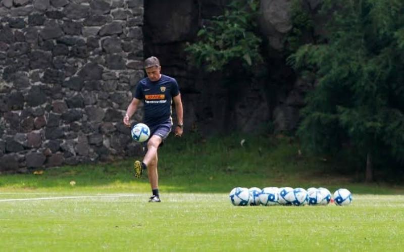 Pumas y Cruz Azul inician pretemporada