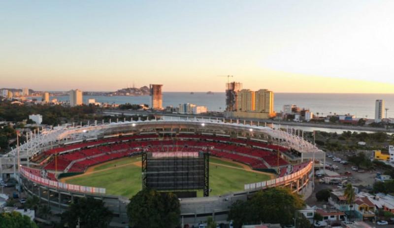 Ayuntamiento de Mazatlán ofrece apoyo para que se realice la Serie del Caribe 2021