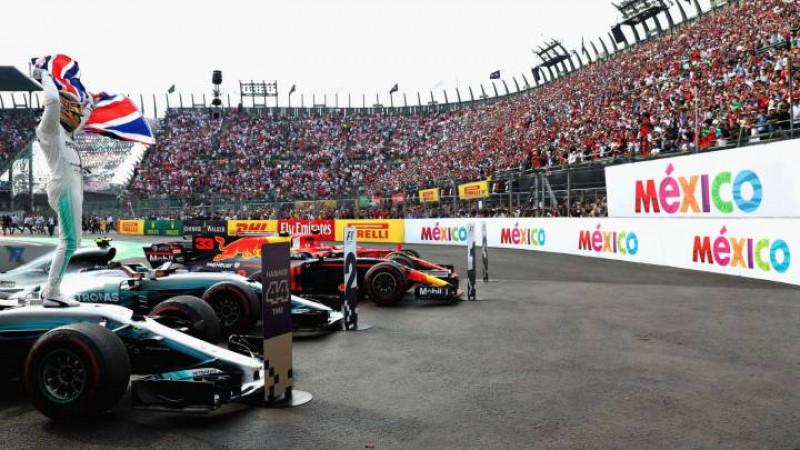 El GP de México sigue firme