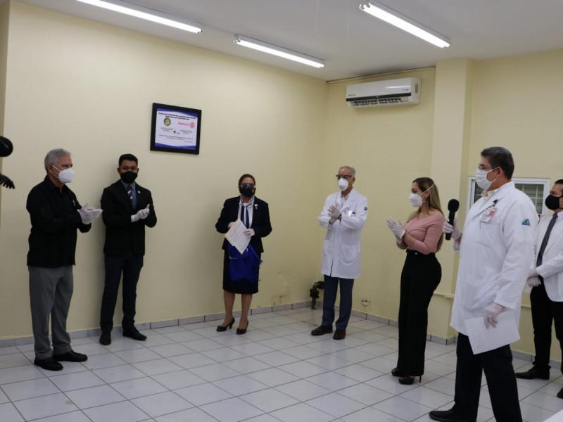 Inauguran la posada AME en el Hospital de la mujer