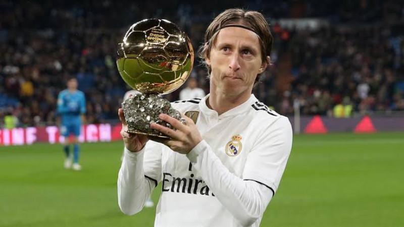 """""""Me gustaría terminar mi carrera en el Real Madrid"""": Luka Modric"""