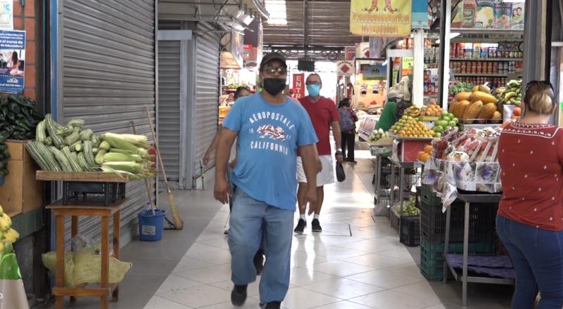 """Sin repuntar las ventas en el Mercado """"Pino Suárez"""""""