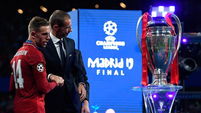 UEFA planea tener un minitorneo para definir el campeón de la Champions League