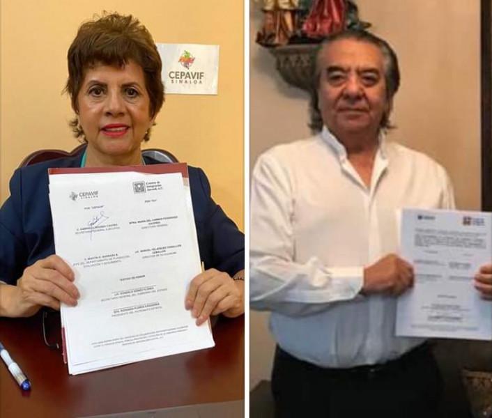 CEPAVIF y CIJ firman convenio de colaboración para disminuir y erradicar la violencia familiar
