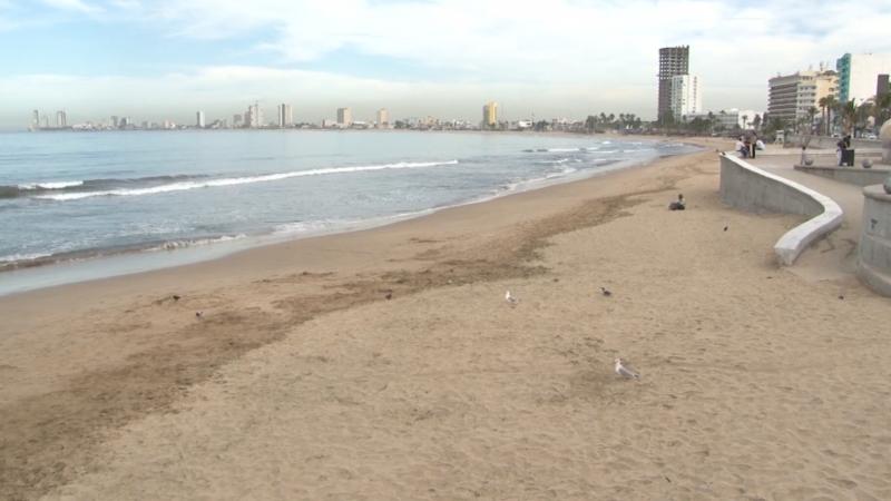 ESA detecta a foráneos que intentan ingresar a playas en Mazatlán