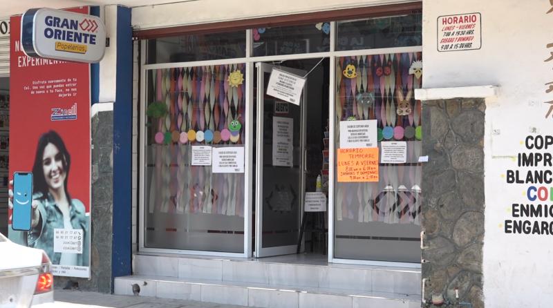 Comercios en Mazatlán, reabren sus puertas