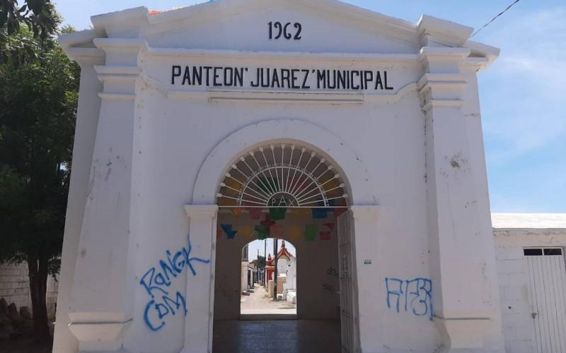 Cerrarán panteones el día del padre en Escuinapa