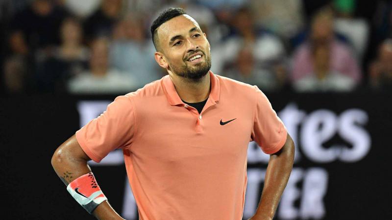 Kyrgios molesto con el US Open