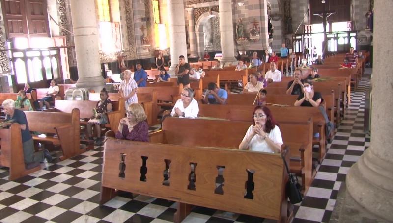 Presenta Segob protocolo para reanudar actividades religiosas en México