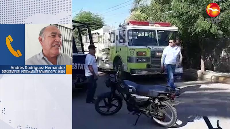 Bomberos de Escuinapa cierra sus puertas