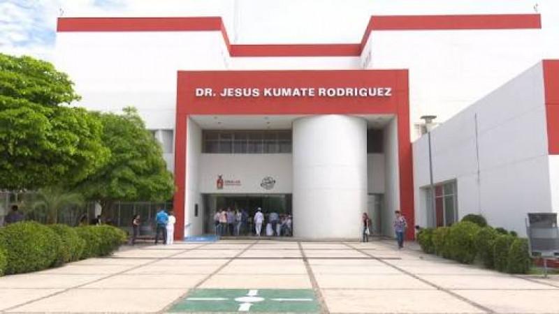No hay rechazo de pacientes  en el hospital general aclara director