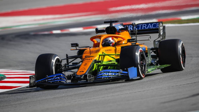 Mclaren cambiaría de dueños en la F1
