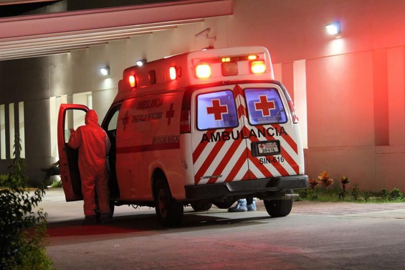 869 pacientes ha atendido cruz roja Sinaloa, sospechosos de covid19