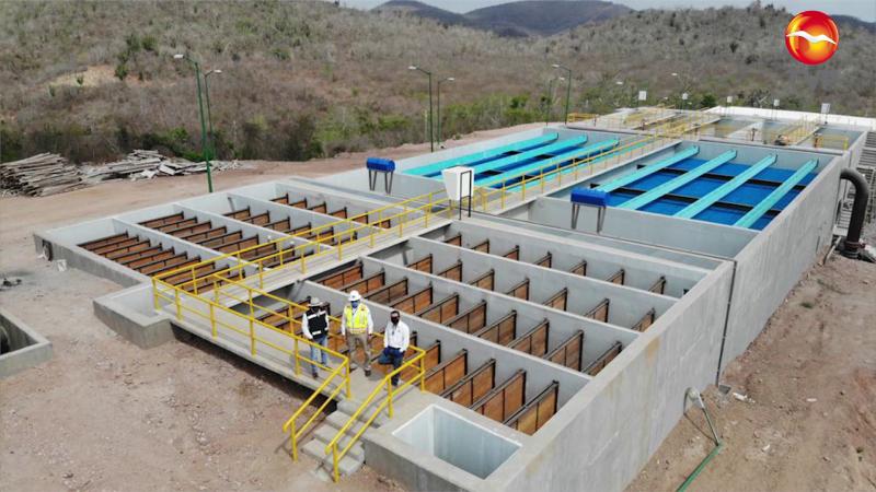 Supervisa CEAPAS obras en Mazatlán