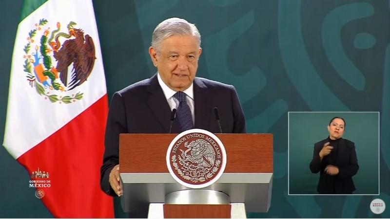 """""""Son panistas. [...] Es más ruido que nada"""", AMLO sobre protestas en Morelos."""