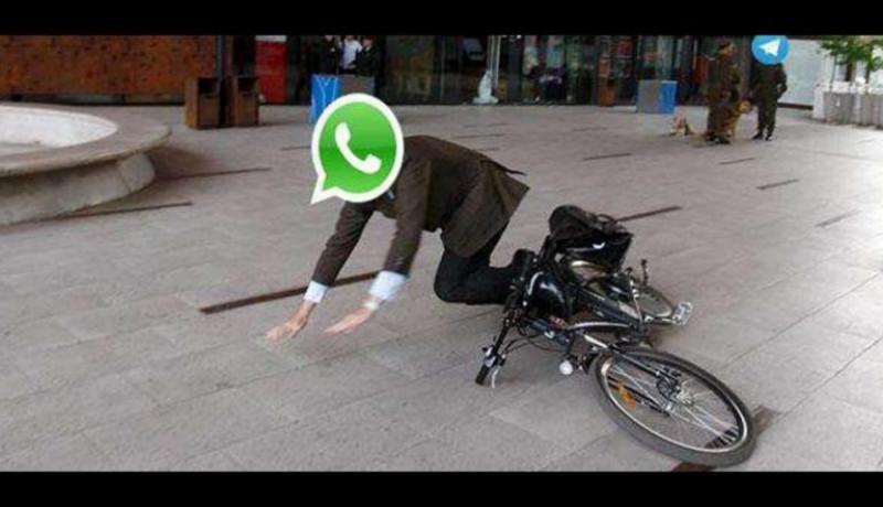Se cae WhatsApp e internet responde con sus mejores memes