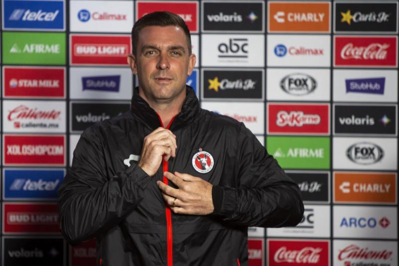 Pablo Guede sera el DT de Xolos de Tijuana