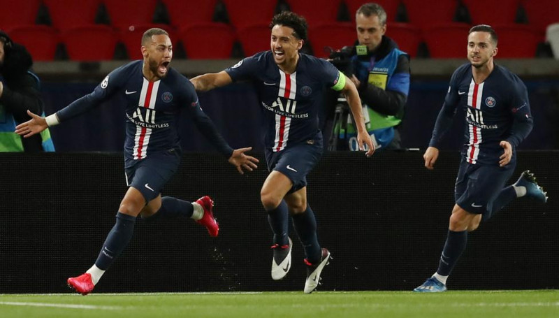 Paris Saint Germain regresa a sus instalaciones
