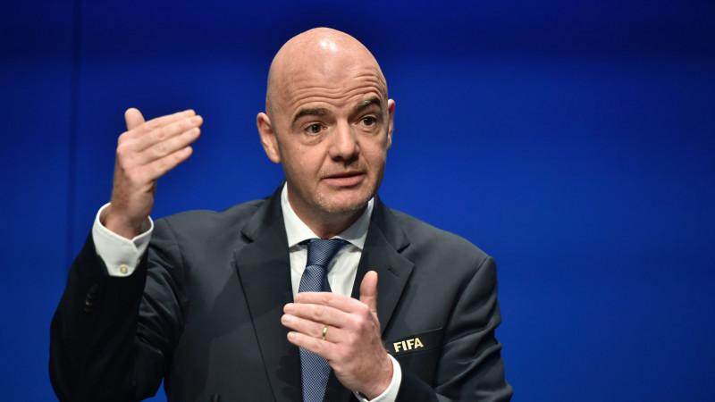Gianni Infantino aseguro que la transparencia es parte de la nueva FIFA