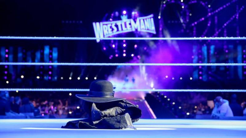 The Undertaker anuncia su retiro de la WWE