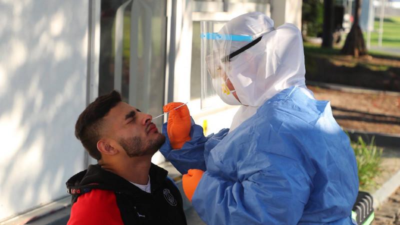 Sin casos de COVID-19 en Chivas tras una tercera ronda de pruebas