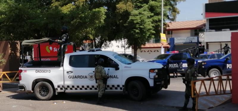 Tras múltiples sucesos violentos en Culiacán,  autoridad interviene domicilio en la Campiña