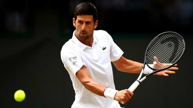 Novak Djokovic da positivo en Covid 19