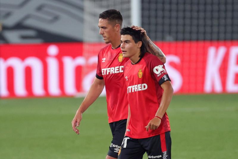 Luka Romero debuta con el Mallorca