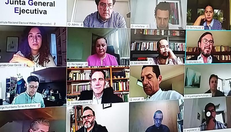 Aprueba el INE estrategia para el regreso paulatino a actividades presenciales en la institución