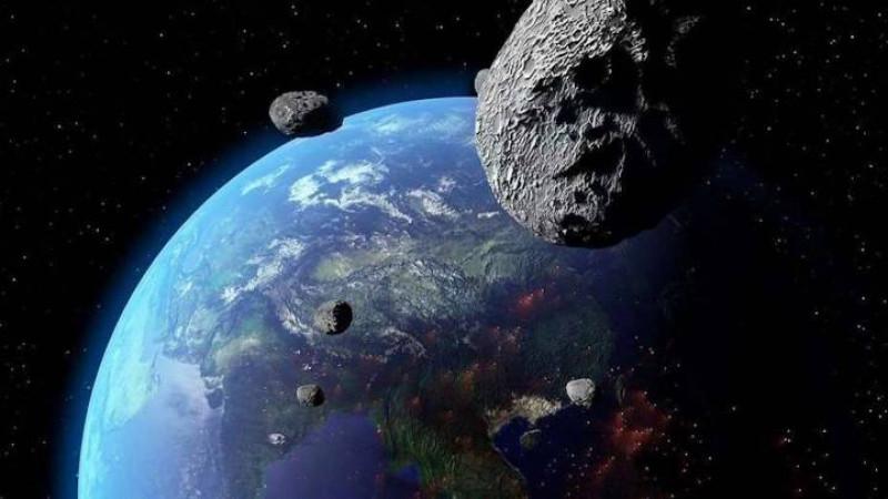 """Un asteroide """"potencialmente peligroso"""" pasará cerca de la tierra, advierte la NASA"""