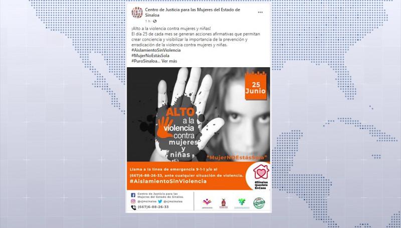 Llaman a la sociedad a crear conciencia sobre violencia contra las mujeres