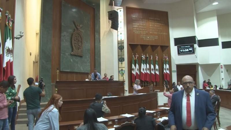 Aprueban legislación virtual permanente en el Congreso del Estado