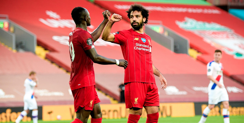 Liverpool se corona Campeón de la Premier League